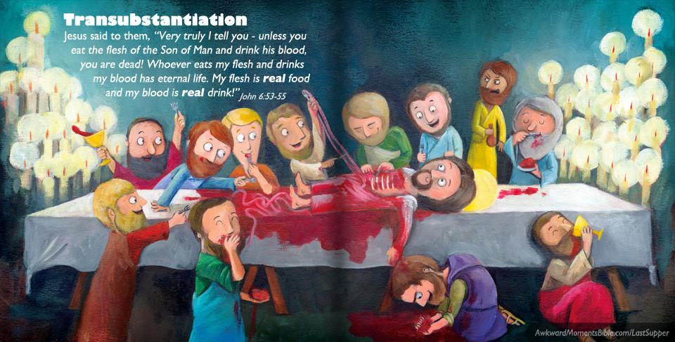 Drink Blood Bible